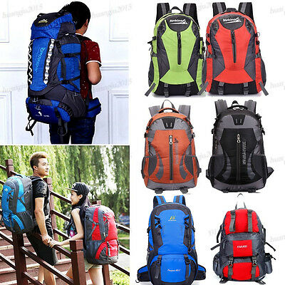 Waterproof Outdoor Sport Camping Rucksack Travel Hiking Bag Backpack 40-80L Pack