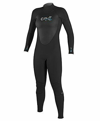 O' Neill Wetsuits Donna Muta Epic 5/4 mm Full Wetsuit, Donna, (s7g)