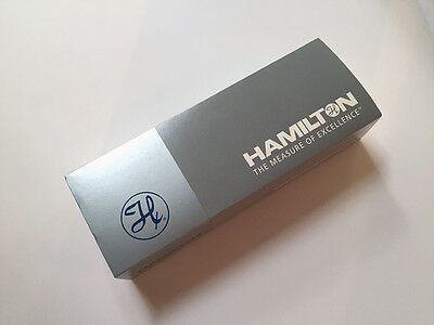 Hamilton 81420 1002 TLL Syringe 2.5 mL without needle NEW