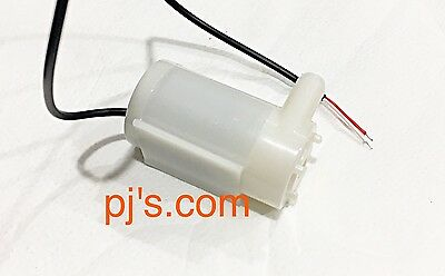 Submersible Motor - Water Pump Dc 3-6V 120L/H