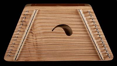 James Jones Two Octave Zither or Lap Harp (all solid wood)