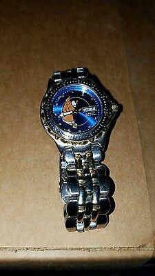 scooby doo two toned watch warner brothers