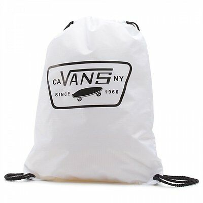 Saco sport (Gymsack) Vans League Bench Blanco Unisex