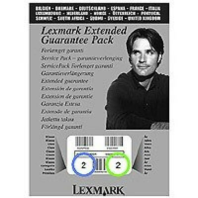Lexmark 3-year Extended On-Site Repair Service for C510 (P7W)