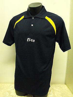 Gold Coast United Un-Sponsored Polos FI-TA Soccer/Football League (A-League)