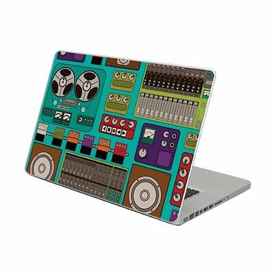 Diabloskinz - Skin adesiva in vinile per Apple MacBook Air con display da (X4u)