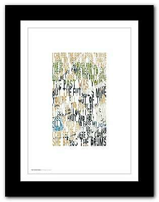 THE STONE ROSES ❤ She Bangs The Drums ❤ poster art edition print in 5 sizes #17