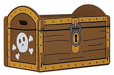 Kidsaw Pirate Treasure Chest (m0u)