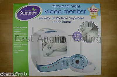 Day & Night Video Baby Monitor by Summer