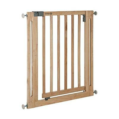 Safety 1st Easy Close Wood Cancelletto Sicurezza per Bambini/Cani si (k5o)