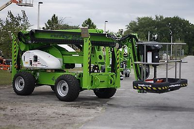 Nifty SD64 70 Ft Boom Lift,4WD,Weighs 8700 Lbs,Brand New 2017s Only $92500