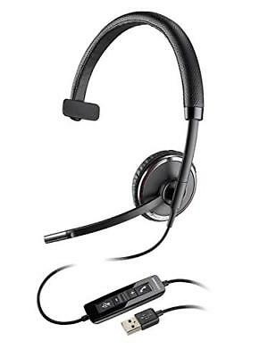 Plantronics 88860-02 Blackwire C510-M Cuffie per PC, Nero/Antracite (O5v)