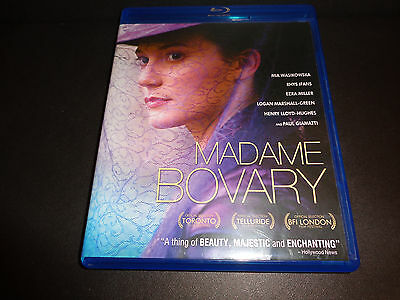 MADAME BOVARY-Young wife needs to escape her dull life by seduction and affairs