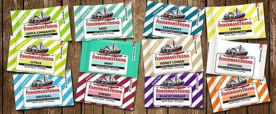 Fisherman's Friend Lozenges 25 g ( 0.88 oz ) from UK All kinds