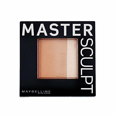 Maybelline New York Master Sculpt Terra Contouring 2in1, Light-Medium (b4M)