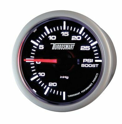 Turbosmart TS-0101-2023 30 PSI Boost Gauge (W3N)