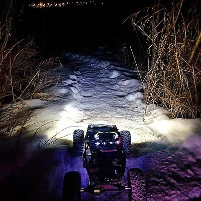RC Light Bar Led Super Bright Scale Crawler Lightbar. X2 Get Double Your Order