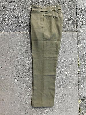 WWII Australian Army Trousers dated 1942