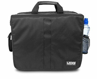 COURIER BAG DELUXE BLACK (W7z)