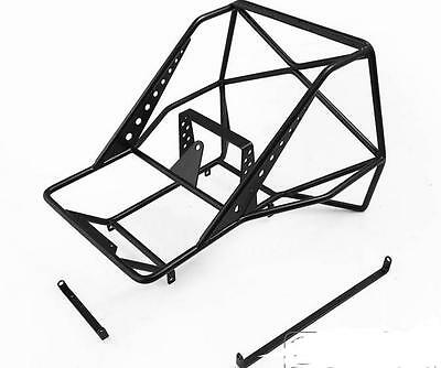 1/10 RC Metal Roll Cage Rack For RC4WD TF2 Axial SCX10 II  I Frame Chassis