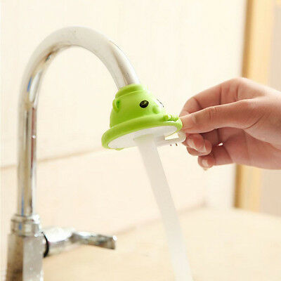 1XShower Head Faucet Sprayer Water Filter Water Saving Tap Kitchen Faucet Nozzle