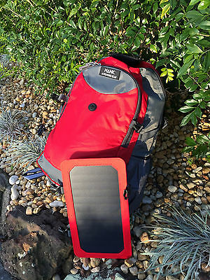 Solar Charging Back Pack- Perfect for Pokemon, Charge on the go