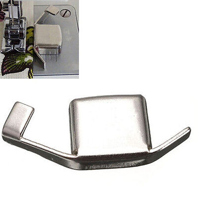 Universal Magnetic Seam Guide Press Feet for Sewing Machines