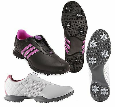 Adidas Golf Ladies Driver BOA Golf Shoes RRP£80 - 1st Class Post - ALL SIZES!
