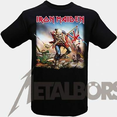 "Iron Maiden "" The Trooper "" T-Shirt 104426 #"