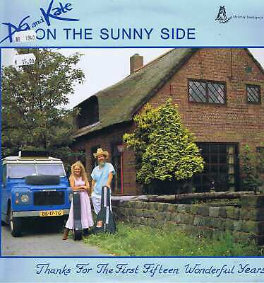 A.G. & Kate – On The Sunny Side – Strictly Country Records SRC 15 – LP Vinyl ...