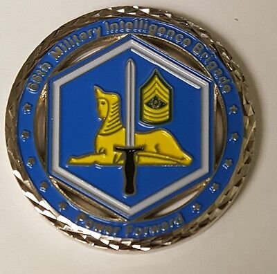 ISA JSOC US Army 66th Military Intelligence Brigade Presented By Command Sgt Mjr