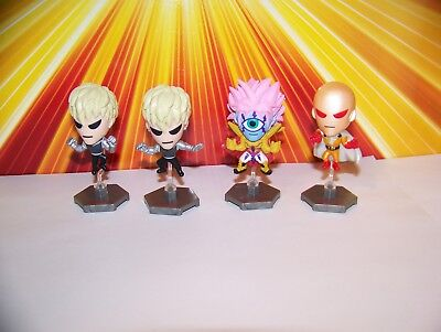 One Punch Man CHASE Mini Figure Zag Toys RARE One Punch Man Toy SHIPS FAST
