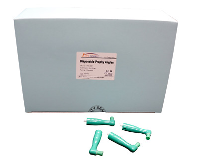 Disposable Prophy Angles Soft Cup, Green ( 2000 pcs/ case ) PAS-2057
