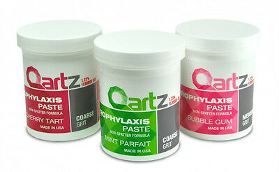 COARSE MINT FLAVOR PROPHY PASTE DENTAL PROPHYLAXIS 340g Jar