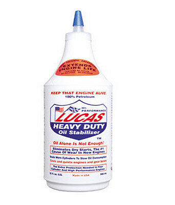 Lucas Heavy Duty Oil Stabiliser 1Ltr - 10001
