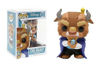 Funko Pop Disney: Beauty and the Beast - The Beast Vinyl Figure Item No. 12257