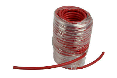 10 AWG Solar Panel Wire 50' Power Cable UL 4703 Copper MADE IN USA PV Gauge Red