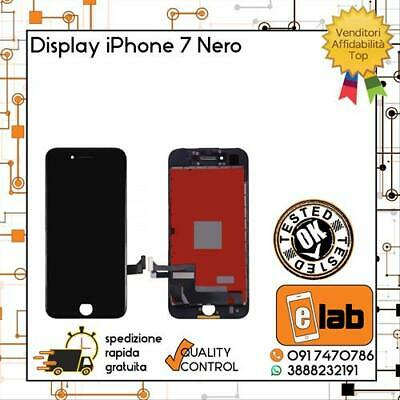 Touch Screen Lcd Display Per Apple Iphone 7 Nero Ncc Esr Schermo Vetro