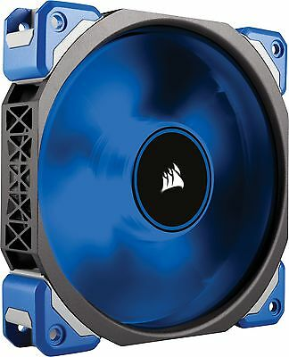 Corsair ML120 Pro LED, Blue, 120mm Premium Magnetic Levitation Cooling Fan, C...
