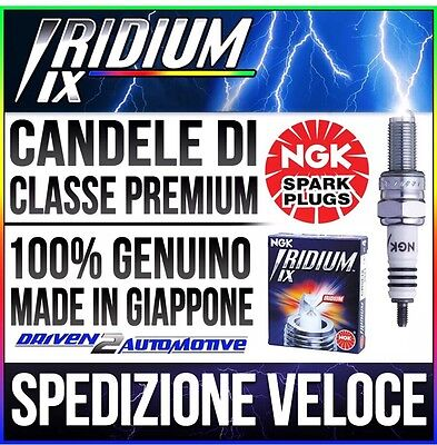 Kit (4) Candele Ngk IRIDIUM CR10EIX