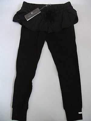 STELLA MCCARTNEY ADIDAS Black Short Tight Sports Trousers Size S NEW WITH TAG
