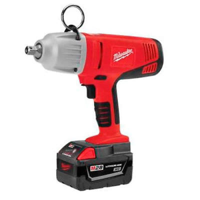 "Milwaukee 28V M28 Li-Ion 1/2"" Impact Wrench Kit 0779-22 New"