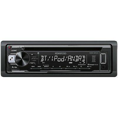 Kenwood KDC-BT21 Car Stereo Receiver with Bluetooth  BRAND NEW!!!!