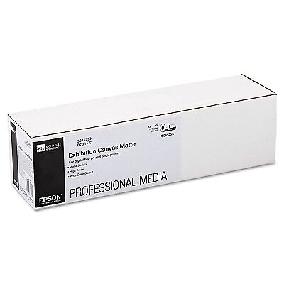 """Exhibition Canvas Matte, 1"""" x 20 ft. Roll [Office Product]"""
