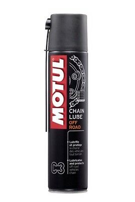 Motul C3 Chain Lube Off Road Grasso Spray (400ml)