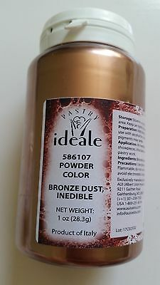 Pastry Ideale bronze Dust (Inedible) - 1oz