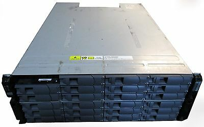 NetApp DS4243 Disk Array Shelf Storage 24x 450GB 15K HDDs 4x PSUs 2x IOM3