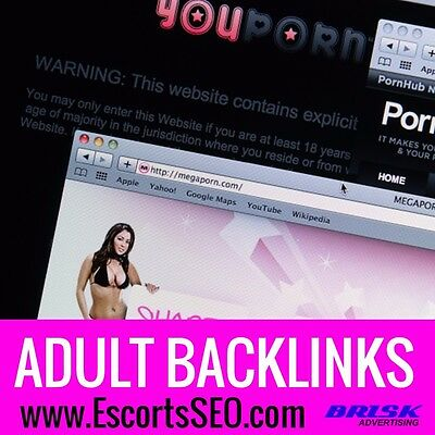 90 Day Adult SEO, from Escort Agency, Strip Clubs, Nightlife PBN backlinks