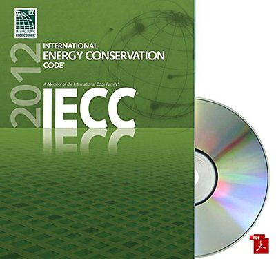 2012 International Energy Conservation Code ( IECC) by ICC PDF CD