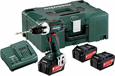 Metabo BS 18 LT Pistol grip drill Lithium-Ion (Li-Ion) 4Ah 1800g (K8D)